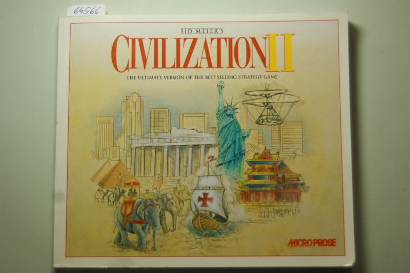 Meier, Sid: Civilisation II. The ultimate version of the best ...