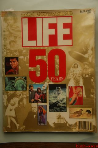 LIFE: Time Inc. LIFE 50 Years. Special Anniversary Issue