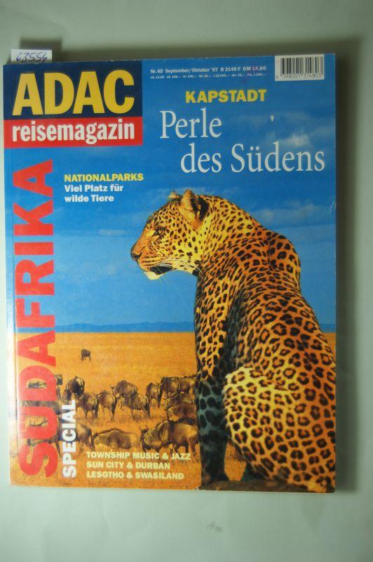 ADAC: ADAC Reisemagazin, Südafrika. 40/1997