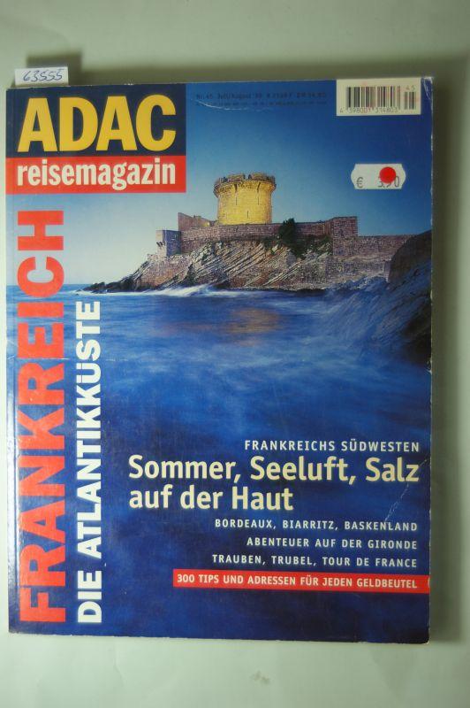 ADAC: ADAC Reisemagazin, Türkei Special. Türkische Küste: Ewig junge Liebe.