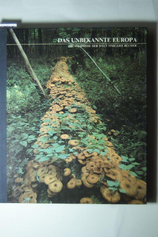 Botting, Douglas: Das unbekannte Europa. von u. d. Red. d. Time-Life-Bücher. [Aus d. Engl. übertr. von Rudolf Hermstein], Die Wildnisse der Welt Time-Life-Bücher