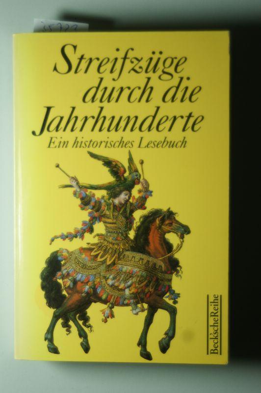 Beck, Rainer [Hrsg.]: Streifzüge durch die Jahrhunderte : ein historisches Lesebuch.