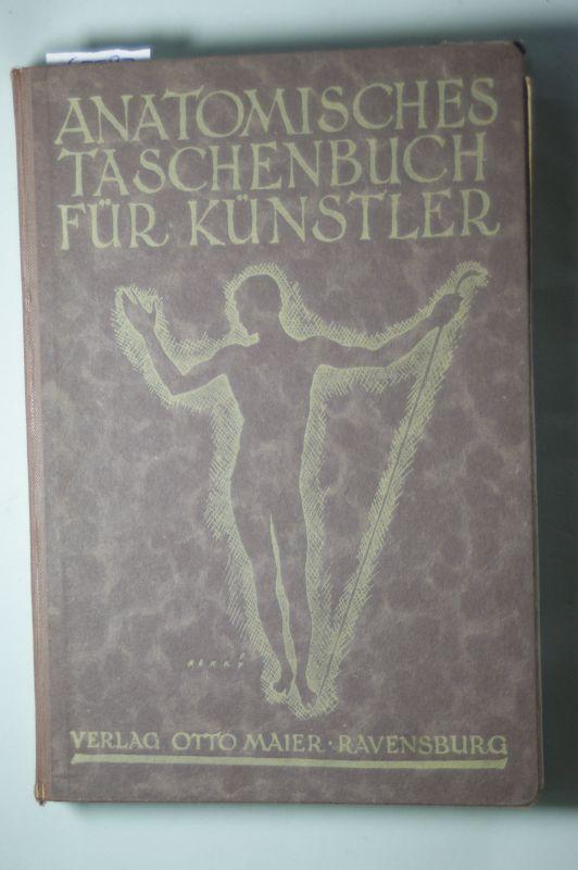 Schuster, Hermann: Anatomisches Taschenbuch für Künstler