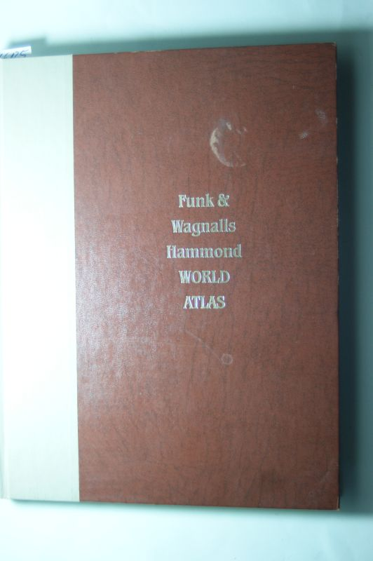 Funk and Wagnalls: Funk and Wagnalls Hammond World Atlas. Including United States and Canada Recreation and Road Atlas.