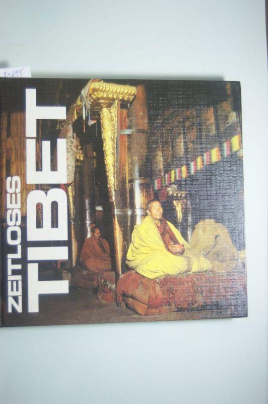 Maurer, Jörg und Gisela Maurer: Zeitloses Tibet. Mönche und Klöster auf dem Dach der Welt