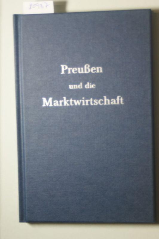 Bödecker, Erhardt: Preußen und die Marktwirtschaft