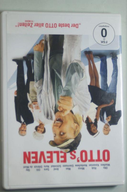 Otto, Waalkes: Otto`s Eleven