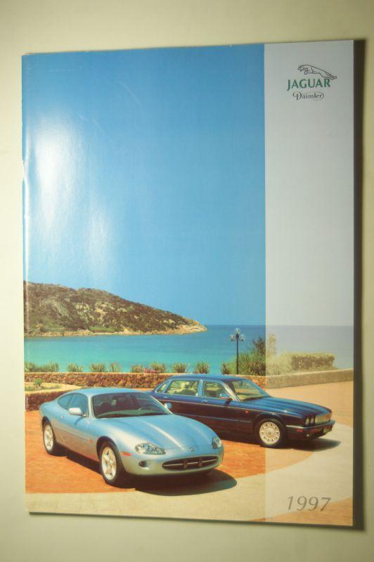 Jaguar: Prospekt Jaguar / Daimler 1996
