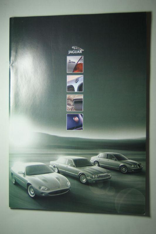 Jaguar: Prospekt Jaguar 2000