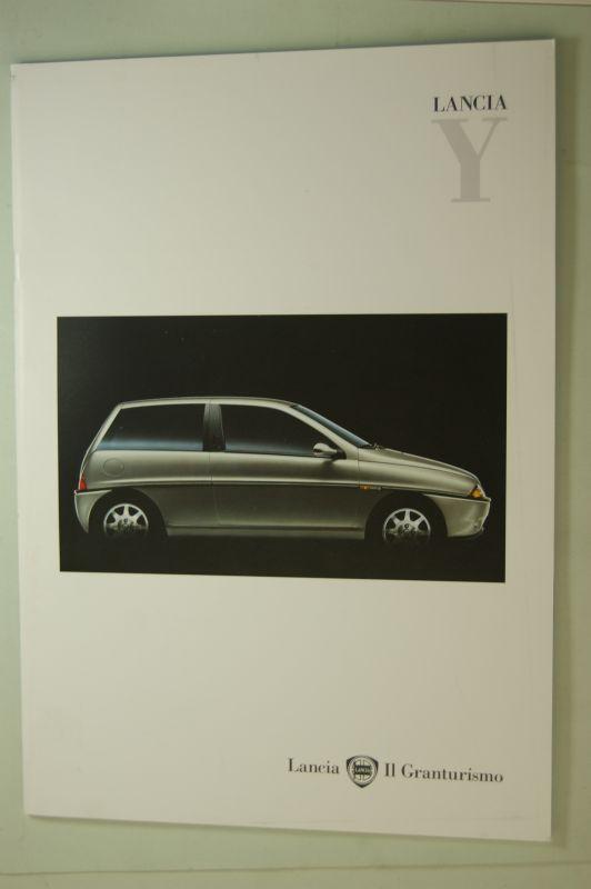 Lancia: Prospekt Lancia Y 01/1999