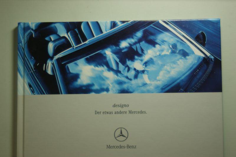 Mercedes-Benz: Buch designo Der etwas andere Mercedes 2000