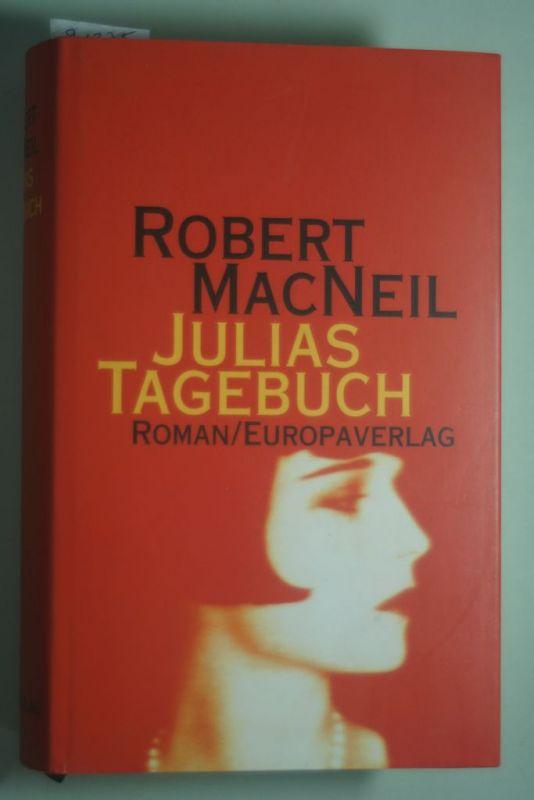 MacNeil, Robert und Robert McNeil: Julias Tagebuch