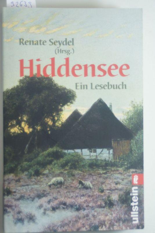 Seydel, Renate: Hiddensee Lesebuch: Ein Lesebuch