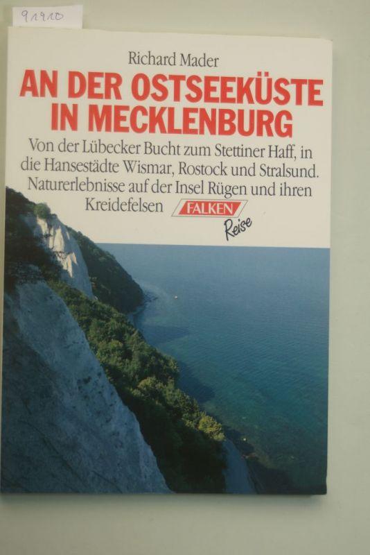 mader, richard: An der Ostseeküste in Mecklenburg