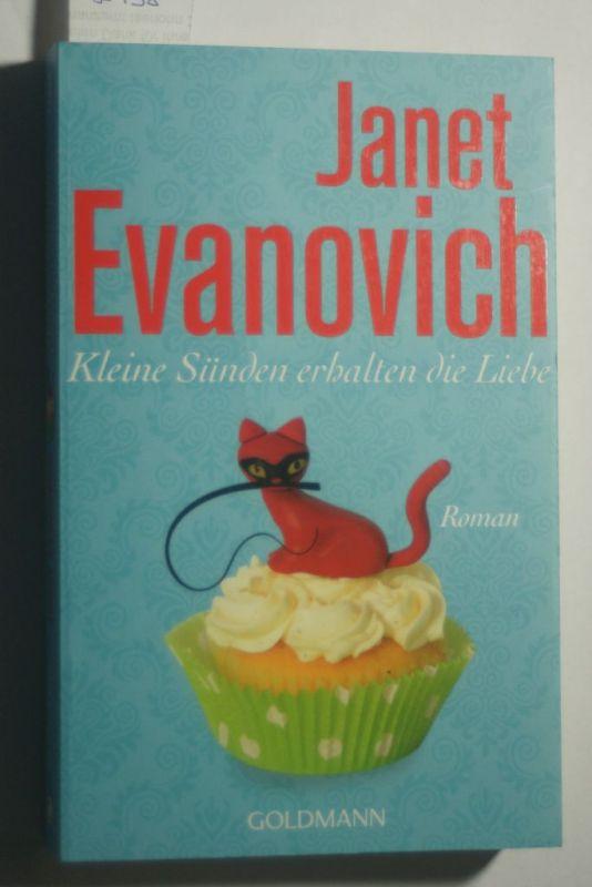 Evanovich, Janet: Kleine Sünden erhalten die Liebe: Ein Lizzy Tucker Roman 2 (Lizzie-Tucker-Romane, Band 2)