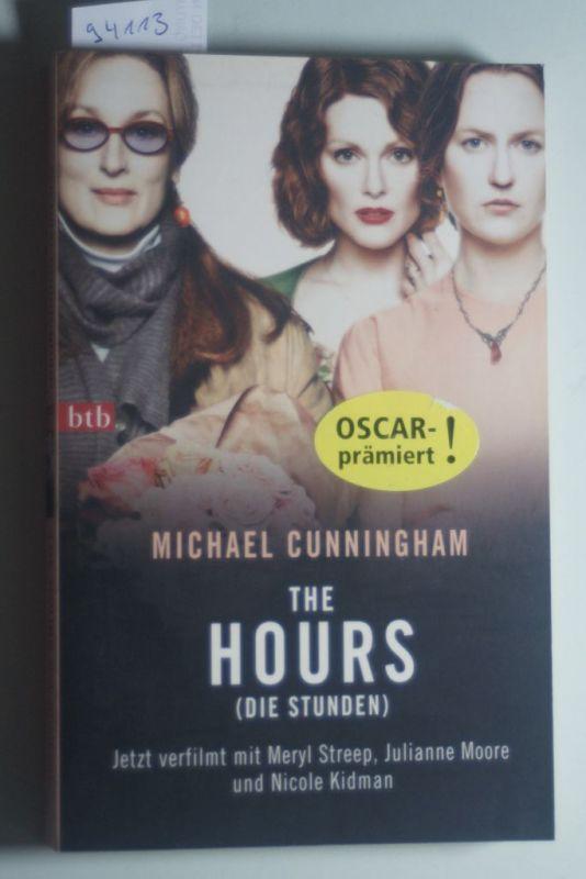 Cunningham, Michael: The Hours (Die Stunden), Film-Tie-In