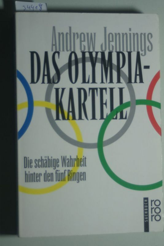 Jennings, Andrew: Das Olympia-Kartell
