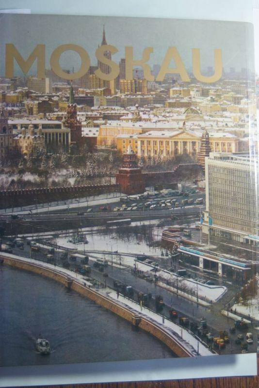 Balanenko, Juri: Moskau - Reise - Geschichte - Kunst - Kultur
