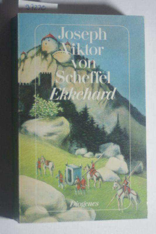 Scheffel, Joseph Victor von: Ekkehard (detebe)