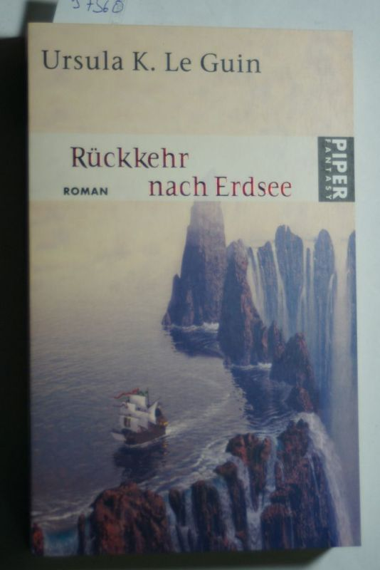 Le, Guin Ursula K.: Rückkehr nach Erdsee: Roman