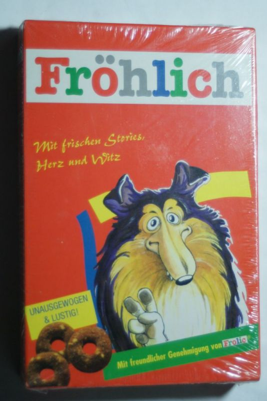Langel, Lotte und Vik Taine: Fröhlich