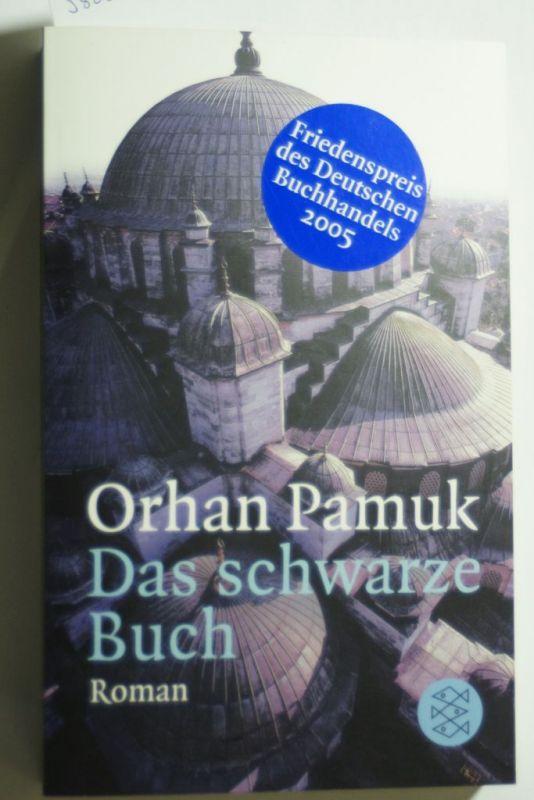Pamuk, Orhan: Das schwarze Buch: Roman