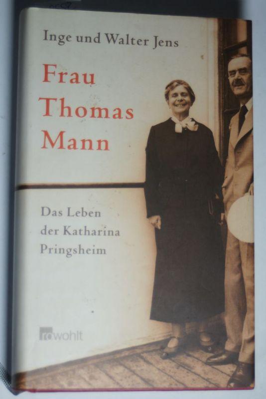 Jens, Inge und Walter Jens: Frau Thomas Mann