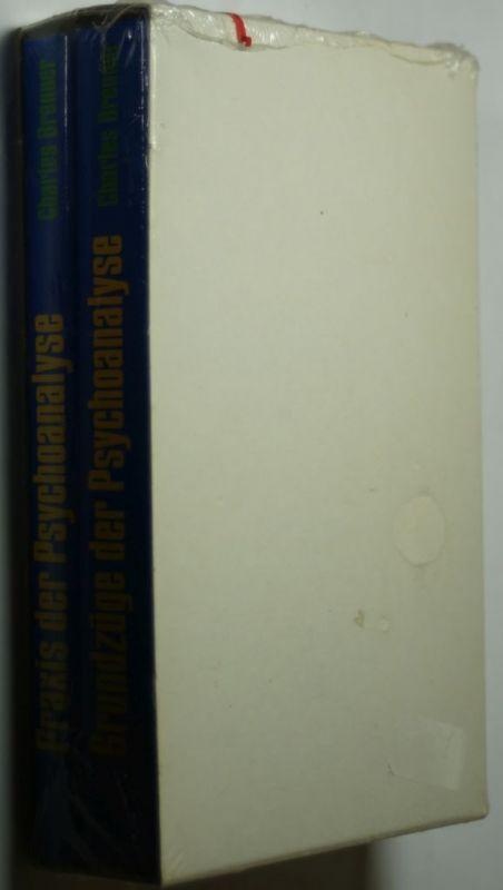 Brenner, Charles: Grundzüge der Psychoanalyse . Praxis der Psychoanalyse . 2 Bände