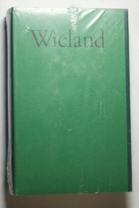 Wieland, Christoph Martin: Werke in einem Band (=Jubiläumsbibliothek der deutschen Literatur).