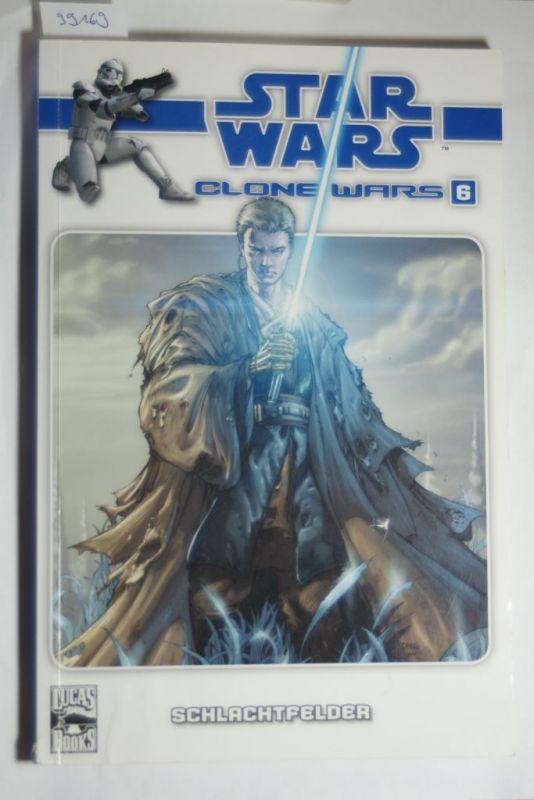 John, Ostrander: Star Wars Klonkriege Sonderband 6: Schlachtfelder