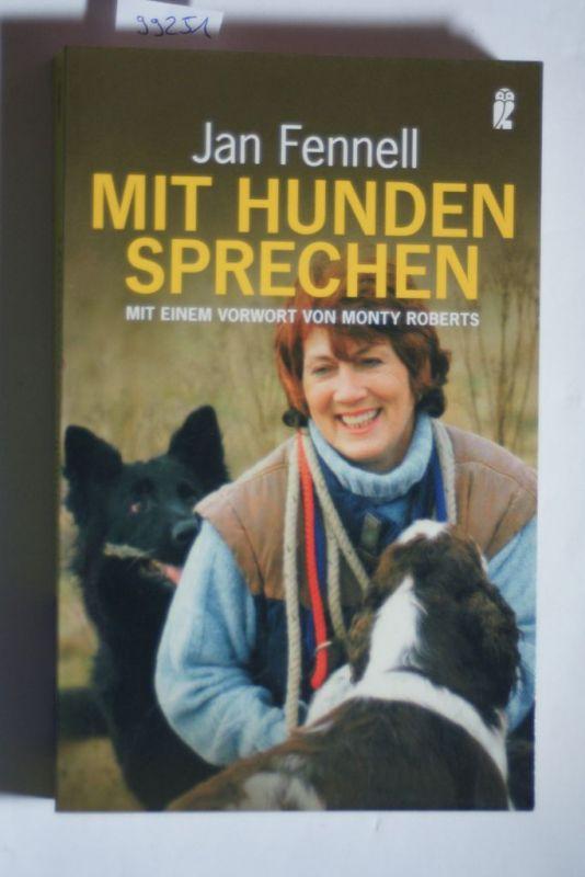 Jan, Fennell: Mit Hunden sprechen