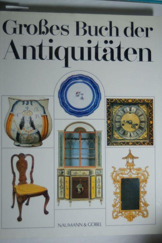 Lucilla, Watson: Großes Buch der Antiquitäten
