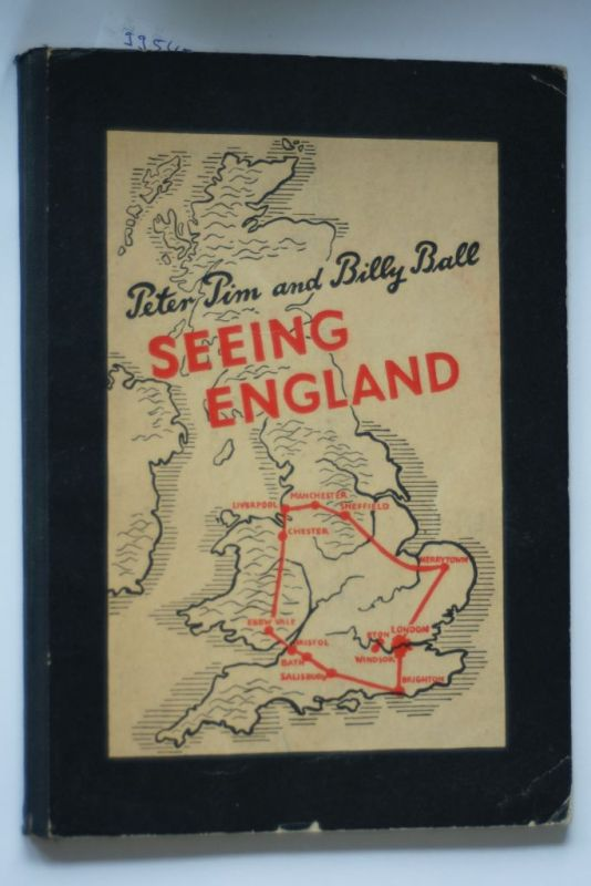 Peter Pim and Billy Ball Seeing England Teil IIb