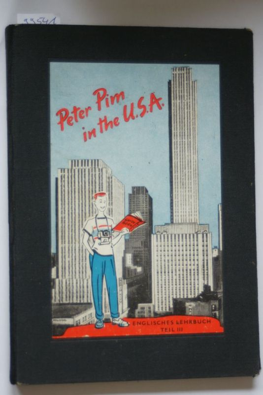 Peter Pim in the USA - Englisches Lehrbuch Band 3