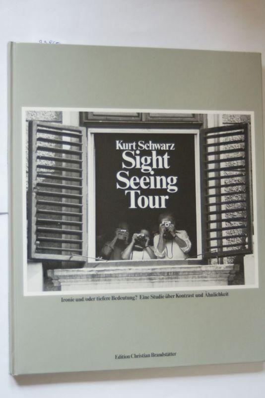Sight Seeing Tour. Ironie und/oder tiefere Bedeutung? Eine Studie über Kontrast und Ähnlichkeit