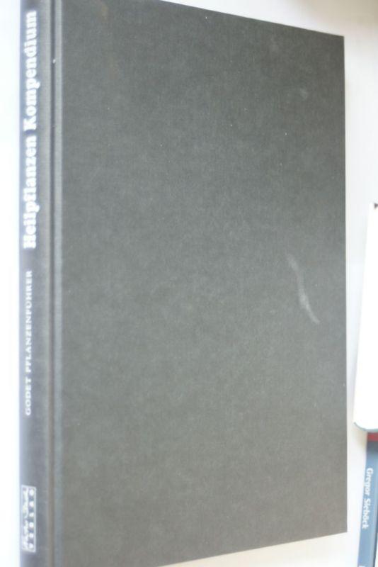 Schaffner, Willi: Heilpflanzen Kompendium. Vorkommen, Merkmale, Inhaltsstoffe, Anwendung