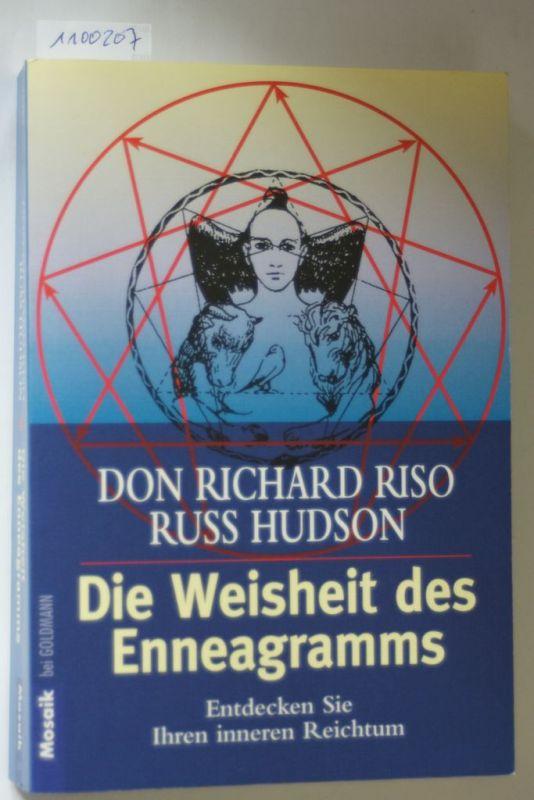 Don, Richard Riso und Hudson Russ: Die Weisheit des Enneagramms. Entdecken Sie Ihren inneren Reichtum.