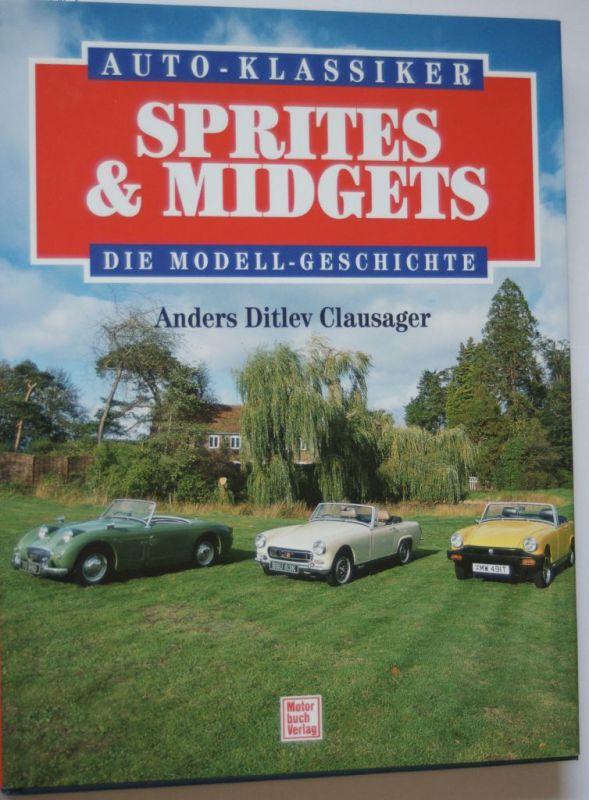 Clausager, Anders Ditlev: Sprites & Midgets. Die Modell- Geschichte