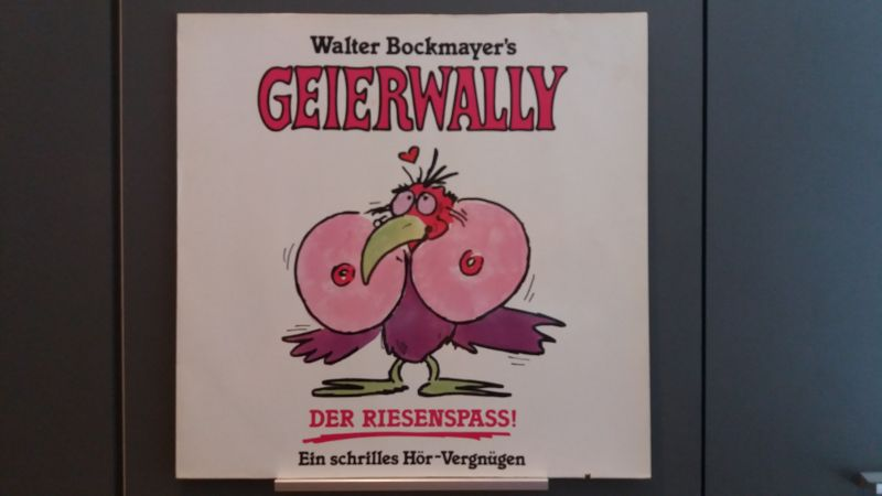 Walter Bockmayer\'s Geierwally, LP