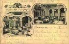 HANNOVER 1904, Gruss a.d. M
