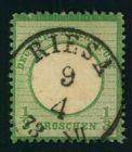 Bild zu 1872, 1/2 Grosche...