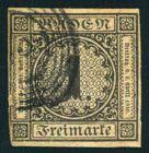 Bild zu 1851, 1 Kreuzer s...