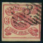 Bild zu 1862, 3 Sgr. Karm...