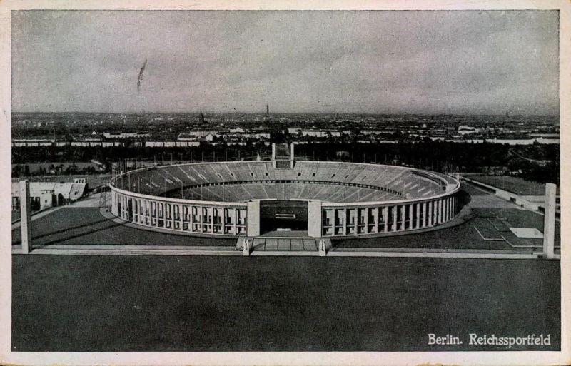 1936, Reichssportfeld