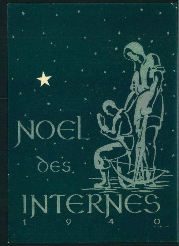 1941, Weihnachtskarte