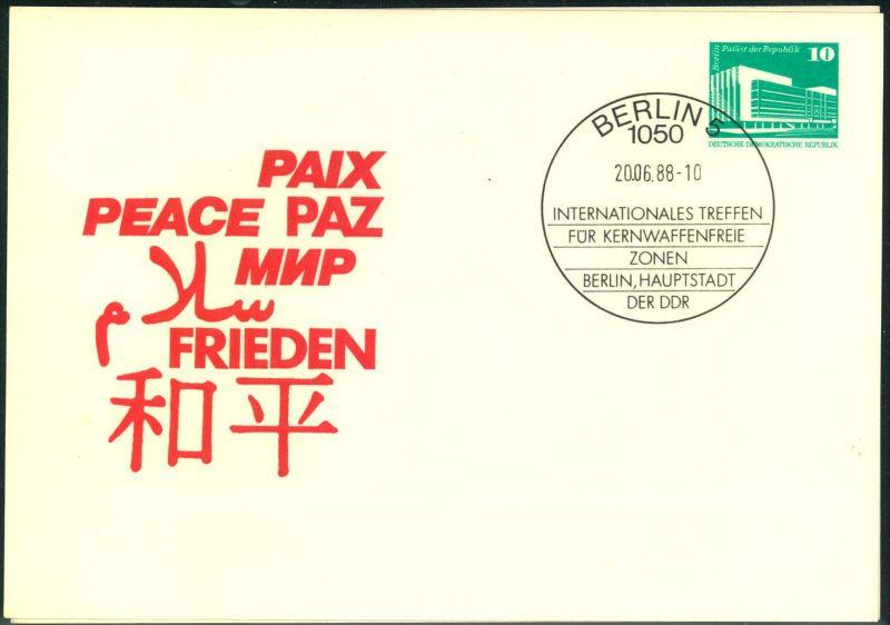 1988, 10 Pfg. Privatganzsache