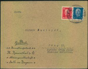 Frimenbrief von