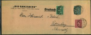 1922, Streifband
