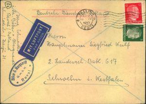 1943, Privatbrief