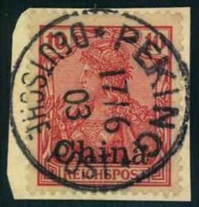 1903, 10 Pfg. Germania